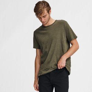 {Rag & Bone} Standard Issue Classic Short Sleeve T